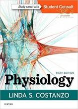 کتاب فیزیولوژی کاستانزا Physiology Costanzo