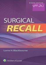 کتاب سیرجیکال ریکال Surgical Recall Eighth, North American Edition 2018