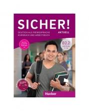 کتاب آلمانی زیشا اکچوال Sicher! Aktuell B2.2