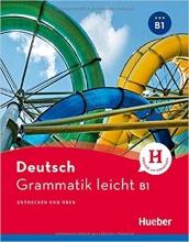 کتاب آلمانی Deutsch Grammatik leicht B1