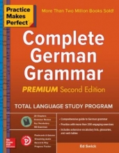 کتاب Practice Makes Perfect Complete German Grammar