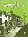 کتاب زبان Happy street 2 worksheets