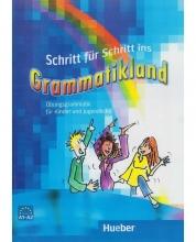 کتاب Grammatikland