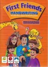کتاب First Friends Handwriting+ CD