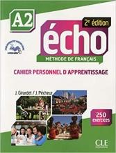 کتاب Echo - Niveau A2- 2eme edition
