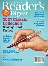 مجله ریدر دایجست Readers Digest Classic Collection January 2021