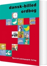 کتاب دیکشنری تصویری دانمارکی Dansk-billedordbog