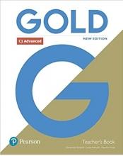 کتاب معلم Gold C1 Advanced New Edition Teachers Book
