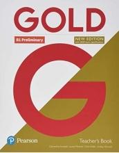 کتاب معلم Gold B1 Preliminary New Edition Teacher s Book