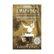 کتاب رمان A Map of Days - Miss Peregrines Peculiar Children 4