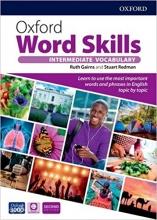 کتاب آکسفورد ورد اسکیلز اینترمدیت ویرایش دوم Oxford Word Skills Intermediate 2nd