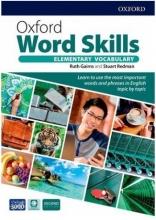 کتاب آکسفورد ورد اسکیلز المنتری ویرایش دوم Oxford Word Skills Elementary 2nd