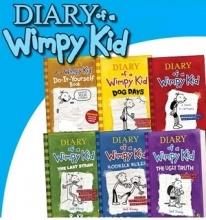سری کتاب های داستان Diary of A Wimpy Kid
