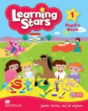 کتاب لرنینگ استارز ۱ Learning Stars
