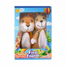 عروسک دستی First Friends Puppets