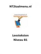 کتاب Leesteksten niveau B1