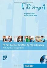 کتاب Fit fürs Goethe-Zertifikat A2 / Fit in Deutsch
