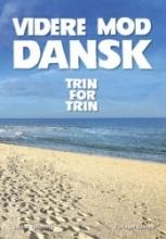 کتاب دانمارکی VIDERE MOD DANST - TRIN FOR TRIN