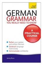 کتاب آلمانی German Grammar You Really Need To Know
