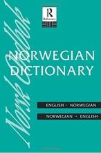 کتاب دیکشنری نروژی انگلیسی و انگلیسی نروژی Norwegian Dictionary