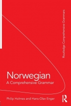 کتاب گرامر نروژی Norwegian A Comprehensive Grammar