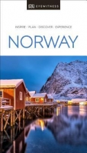 کتاب DK Eyewitness Travel Guide Norway