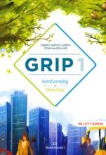 کتاب نروژی GRIP 1 Samfunnsfag og naturfag