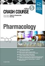 کتاب کراش کورس فارماکولوژی  Crash Course Pharmacology 5th Edition2019
