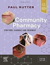 کتاب کامیونیتی فارمیسی Community Pharmacy: Symptoms, Diagnosis and Treatment 5th Edition2020