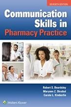 کتاب کامیونیکیشن اسکیلز Communication Skills in Pharmacy Practice