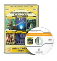 مجموعه کتابهای زبان انگلیسی سطح سوم - PANGUIN Active Reading Pre intermediate