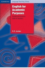 کتاب English for Academic Purposes