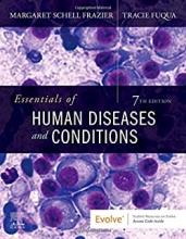 کتاب اسنشیالز آف هومن دیزیزز اند کاندیشنز Essentials of Human Diseases and Conditions, 7th Edition2020