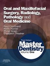کتاب مستر دنتیستری Master Dentistry: Volume 1, 3rd Edition2013