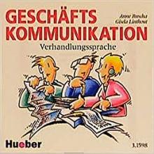 کتاب آلمانی Geschäftskommunikation, Verhandlungssprache