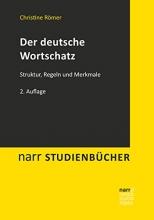 کتاب آلمانی Der deutsche Wortschatz: Struktur, Regeln und Merkmale