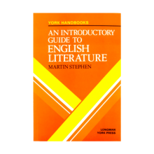 کتاب An Introductory Guide to English Literature