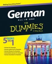 کتاب German All-in-One for Dummies