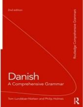 کتاب گرامر دانمارکی Danish A Comprehensive Grammar 2nd Ed