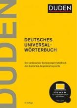 کتاب آلمانی Duden - Deutsches Universalwörterbuch