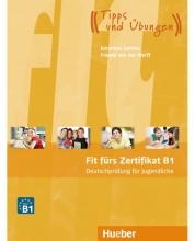 کتاب آلمانی Fit fürs Zertifikat B1 Deutschprüfung für Jugendliche