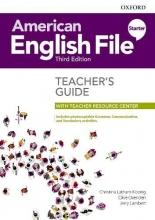 کتاب معلم American English File Starter Teachers Book 3rd Edition