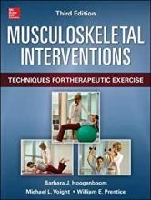 کتاب ماسکولواسکلتال اینترونشنز Musculoskeletal Interventions, 3rd Edition