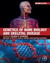 کتاب ژنتیکس آف بون بیولوژی Genetics of Bone Biology and Skeletal Disease