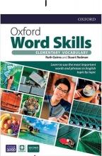 کتاب Oxford Word Skills 2nd Edition Elementary سایز بزرگ