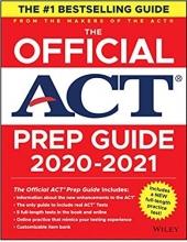 کتاب The Official Act Prep Guide 2020 2021
