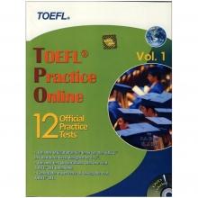 کتاب TOEFL Practice Online (TPO)