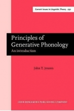 كتاب زبان Principles of Generative Phonology An introduction