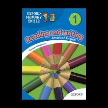 کتاب زبان American Oxford Primary Skills 1 reading & writing+CD