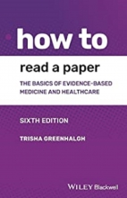 کتاب هو تو رید ای پیپر How to Read a Paper 6th Edition2019